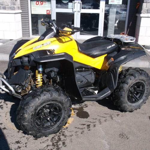 CAN AM RENEGADE 1000 XXC 2012