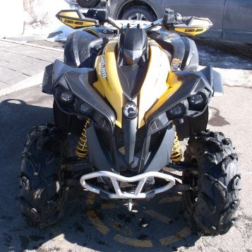 CAN AM RENEGADE 1000 XXC 2012 2