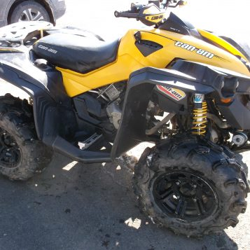 CAN AM RENEGADE 1000 XXC 2012 3