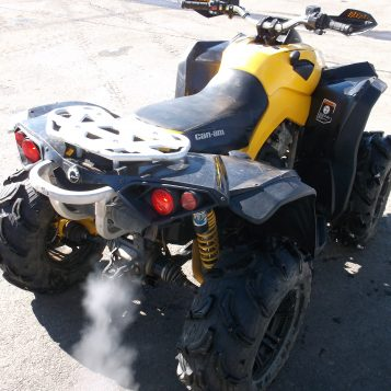 CAN AM RENEGADE 1000 XXC 2012 4