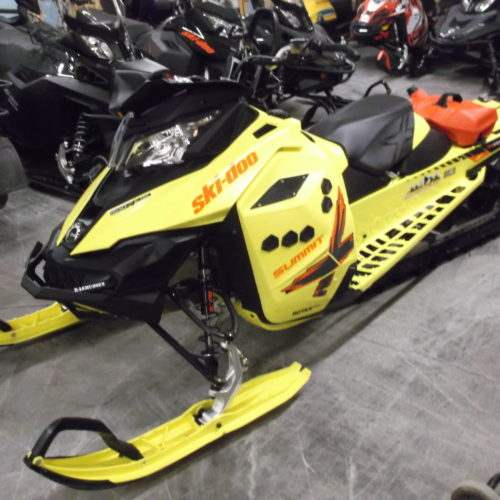 SKI DOO SUMMIT X T3 163PC 800 ETEC TURBO 2015 1