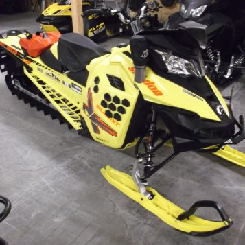 SKI DOO SUMMIT X T3 163PC 800 ETEC TURBO 2015 3