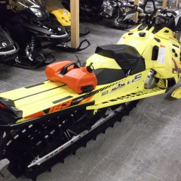 SKI DOO SUMMIT X T3 163PC 800 ETEC TURBO 2015 6