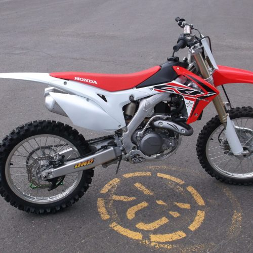 CRF450R 003