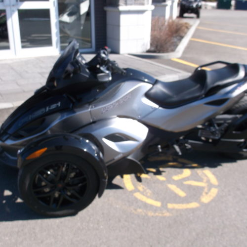 CAN AM SPYDER RSS MANUEL 2012