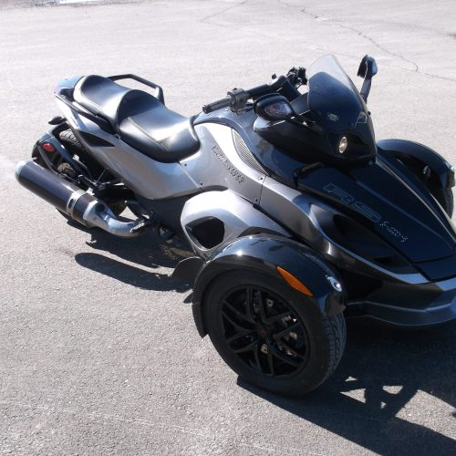 CAN AM SPYDER RSS MANUEL 2012 3
